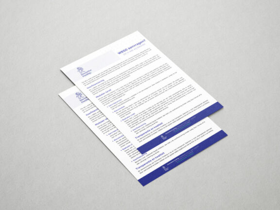wbso subsidie flyer