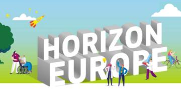 Banner Horizon Europe