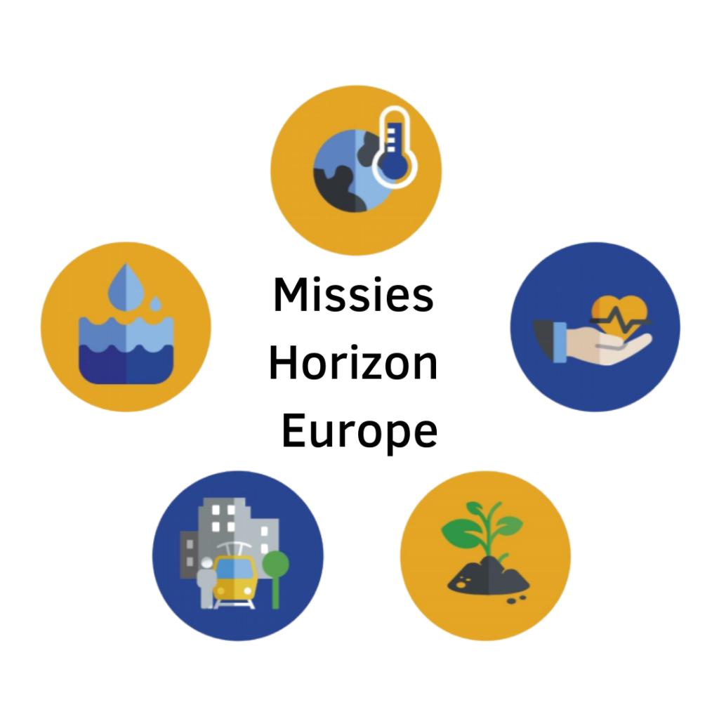 missies horizon europe